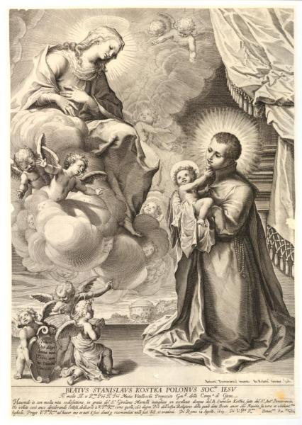 <em>Beatus Stanislaus Kostka</em> (1619)