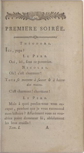 Le Nouveau Robinson (1785)