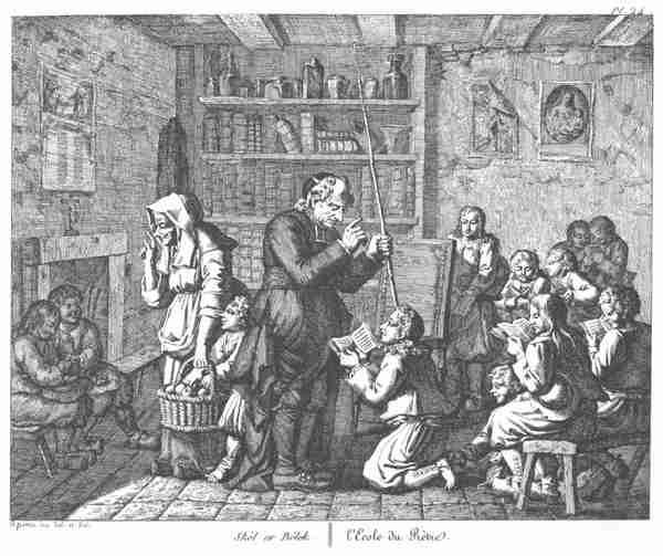<em>L'Ecole du Prêtre (1808)</em>