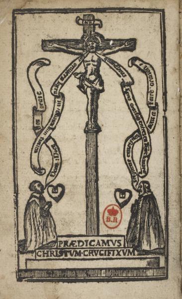Maunoir, An Templ consacret dar Passion Jesus-Christ (1679)